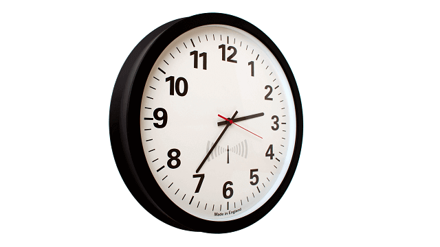 Relógio NTP Ethernet analógico